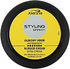 Parfumuri și produse cosmetice Cremă de coafat cu fixare puternică - Joanna Rubber Extrastrong Styling Cream