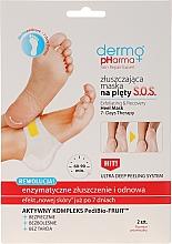 Parfumuri și produse cosmetice Peeling pentru picioare - Dermo Pharma Skin Repair Expert