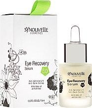 Parfumuri și produse cosmetice Ser pentru zona oculară - Synouvelle Cosmectics Eye Recovery Serum Anti-Wrinkle Lift Anti-Dark Circles