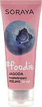Parfumuri și produse cosmetice Peeling pentru mâini - Soraya Foodie Jagoda
