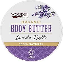 Parfumuri și produse cosmetice Cremă Unt de corp - Wooden Spoon Lavander Nights Body Butter