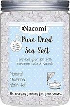 Parfumuri și produse cosmetice Sare de baie de la Marea Moartă pentru cadă - Nacomi Natural Dead Sea Salt Bath