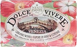 """Parfumuri și produse cosmetice Săpun """"Veneția"""" - Nesti Dante Dolce Vivere Soap"""
