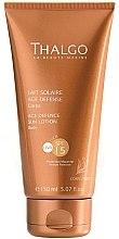 Parfumuri și produse cosmetice Loțiune cu protecție solară - Thalgo Age Defence Sun Lotion SPF 15