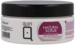 Parfumuri și produse cosmetice Peeling pentru corp - Silcare Silcare Quin Peeling Dead Sea Salt & Lavender Oil