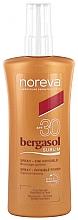 Parfumuri și produse cosmetice Ulei de protecție solară pentru corp - Noreva Laboratoires Bergasol Sublim Satiny Sun Oil SPF30