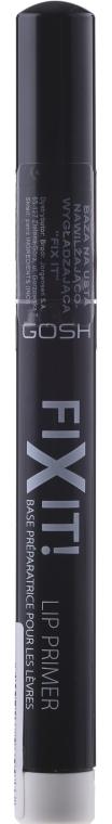 Bază pentru hidratarea și netezirea buzelor - Gosh Fix It Lip Primer — Imagine N1