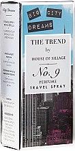 Parfumuri și produse cosmetice House of Sillage The Trend No. 9 City Dreams - Apă de parfum (mini)