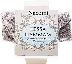 Parfumuri și produse cosmetice Mănuși de baie - Nacomi Kessa Hammam