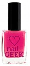 Parfumuri și produse cosmetice Lac de unghii - Makeup Revolution I Love Makeup Nail Geek