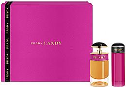 Parfumuri și produse cosmetice Prada Candy - Set (edp/50ml + b/lot/75ml)