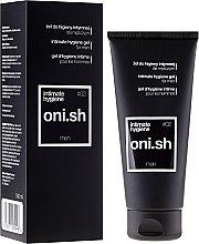 Parfumuri și produse cosmetice Gel pentru igiena intimă - Oni.sh Men Intimate Hygiene Gel