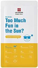 Parfumuri și produse cosmetice Mască de față - Leaders Daily Wonders Too Much Fun In The Sun? Soothing & Calming Mask