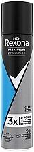 Parfumuri și produse cosmetice Spray deodorant pentru bărbați - Rexona Men Maximum Protection Clean Scent