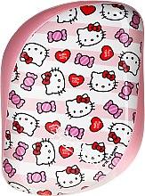 Parfumuri și produse cosmetice Perie de păr - Tangle Teezer Compact Styler Hello Kitty