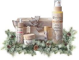 Parfumuri și produse cosmetice Set - Shy Deer Set (e/cr/30ml + serum/30ml + b/balm/200ml + lip butter + keychain)