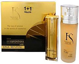 Parfumuri și produse cosmetice Set - Fytofontana Stem Cells DNA Revital (gel/125ml + ser/30ml)