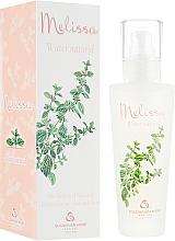 Parfumuri și produse cosmetice Melissa hydrolat spray pentru față - Bulgarian Rose Aromatherapy Hydrolate Melissa Spray
