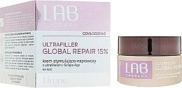 Parfumuri și produse cosmetice Cremă de noapte pentru față - Lirene Lab Therapy Ultrafiller Global Repair 15%