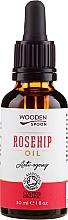 Parfumuri și produse cosmetice Ulei de trandafir - Wooden Spoon Rosehip Oil