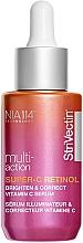 Parfumuri și produse cosmetice Ser cu vitamina C și retinol pentru față - StriVectin Super-C Retinol Brighten and Correct Vitamin C Serum