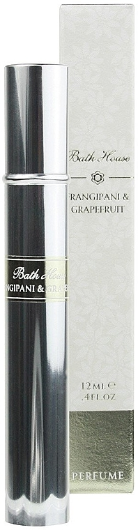 Bath House Frangipani & Grapefruit - Parfum (mini)