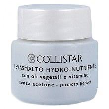 Parfumuri și produse cosmetice Dizolvant pentru lac de unghii - Collistar Hydro-Nourishing Nail Polish Remover In A Sponge