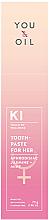 Parfumuri și produse cosmetice Pastă de dinți pentru femei - You & Oil Aphrodisiac Toothpastes Jasmine Mint