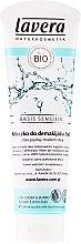 """Parfumuri și produse cosmetice Lapte demachiant Bio """"Curățare 2 în 1"""" - Lavera Basis Sensitive"""