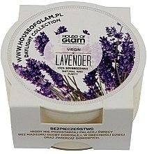 Parfumuri și produse cosmetice Lumânare parfumată - House of Glam Virgin Lavender Candle (mini)