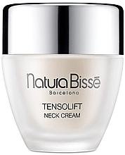 Parfumuri și produse cosmetice Cremă micro-lifting pentru zona gâtului și decolteului - Natura Bisse Tensolift Neck Cream