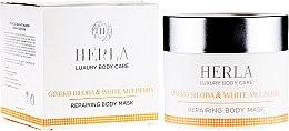 Parfumuri și produse cosmetice Mască pentru corp - Herla Luxury Body Care Gingko Biloba & White Mulberry Body Mask