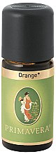 Parfumuri și produse cosmetice Ulei esențial - Primavera Natural Essential Oil Orange Demeter