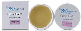 """Parfumuri și produse cosmetice Balsam multifuncțional cu efect de calmare """"Rose"""" - The Organic Pharmacy Rose Balm"""