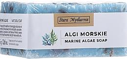 "Parfumuri și produse cosmetice Săpun natural ""Alge marine"" - Stara Mydlarnia Body Mania Algae Handmade Vegan Natural Soap"