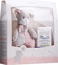 Духи, Парфюмерия, косметика Mustela Musti - Набор с игрушкой (edt/50 ml + toy)
