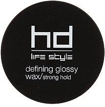 Parfumuri și produse cosmetice Ceară de păr - Farmavita HD Defining Glossy Wax/Strong Hold
