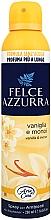 Parfumuri și produse cosmetice Odorizant - Felce Azzurra Vaniglia e Monoi Spray