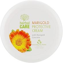 """Parfumuri și produse cosmetice Cremă protectoare """"Calendula"""" - Bulgarian Rose Marigold Protective Cream"""