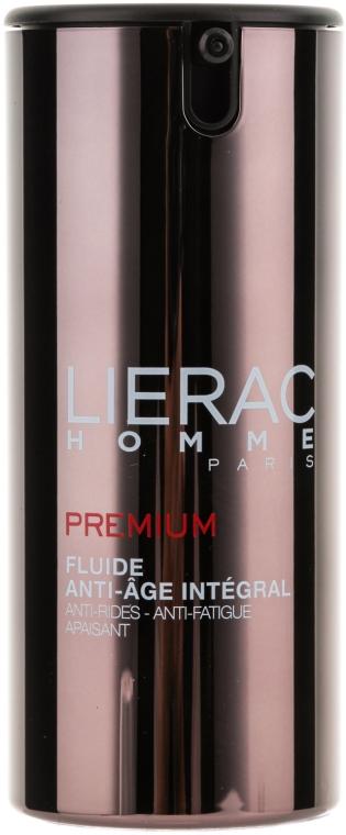 Fluid antirid pentru bărbați - Lierac Homme Premium Fluide Anti-Age Integral — Imagine N1