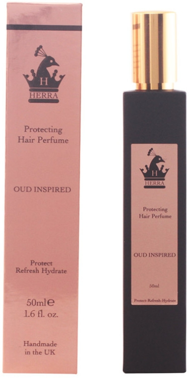 Spray parfumat pentru păr - Herra Oud Inspired