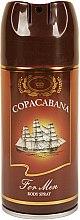 Parfumuri și produse cosmetice Jean Marc Copacabana - Deodorant spray
