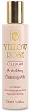 Parfumuri și produse cosmetice Lapte de curățare cu celule stem - Yellow Rose Cellular Revitalizing Cleansing Milk