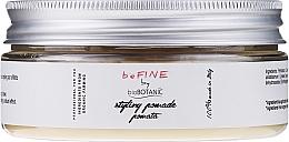 Parfumuri și produse cosmetice Pomadă de păr - BioBotanic BeFine Styling Pomade