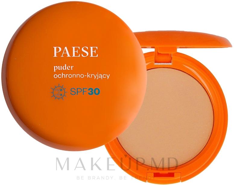 Компактная пудра для лица - Paese Powder SPF30 — фото 04 - Tan