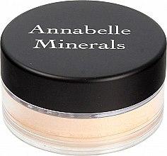 Parfumuri și produse cosmetice Pudra minerală pentru față - Annabelle Minerals Coverage Foundation (mini)