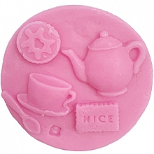 Parfumuri și produse cosmetice Săpun - Bomb Cosmetics Tea & Biscuits Art of Soap