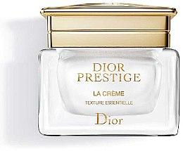 Parfumuri și produse cosmetice Cremă de față - Christian Dior Prestige La Creme Texture Essentielle