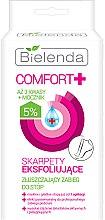 Parfumuri și produse cosmetice Șosete exfoliante pentru hidratarea picioarelor - Bielenda Comfort Exfoliating Socks