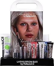 Parfumuri și produse cosmetice Set de colorare a sprâncenelor și a genelor - RefectoCil Brow and Lash Bar